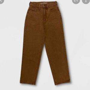 NWT! Universal Thread Vintage Straight Crop